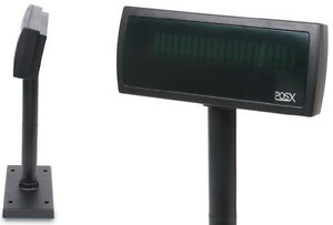 Posx 2 Line Usb Pole Display new Xp8200u