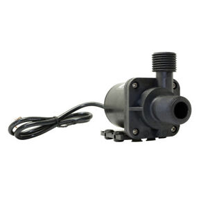 Hot Water Pump 24v Dc Mini Brushless Magnetic With Thread 6m Head Zc t40 24v