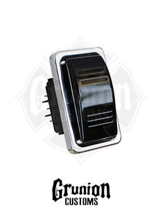 Billet Switch Actuator Cover for Carling Rocker Black Anodized Contura ARB $56.25