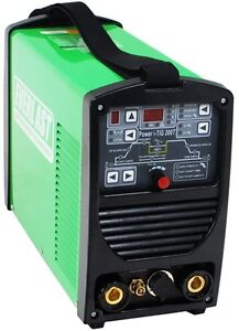 Everlast Poweri 200t Dc Tig stick Welder 220 Volt Multi Process W adj Frequency