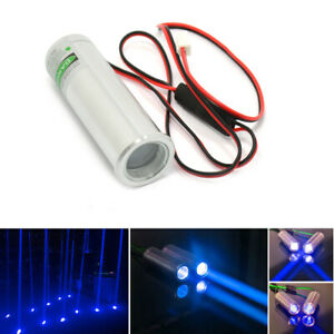 450nm 100mw Pure Blue Diode Laser Dot Module For Beam Bar Stage Light W 3 6 4 2v