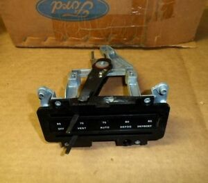 Nos 1973 1974 Ford Thunderbird And Lincoln Atc Control Assembly D4sz 19980b