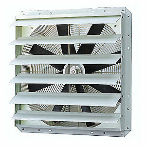 Dayton Exhaust Fan 24 In 115 V 5448 Cfm 1blj7