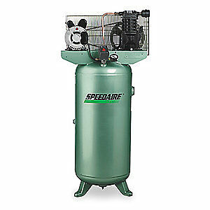 Speedaire Electric Air Compressor 2 Hp 4b233
