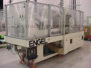 60 Ton 1 6 Oz Engel Electric tiebarless Injection Molding Machine 03