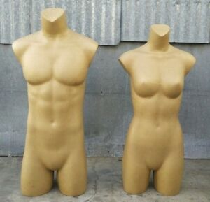 Used Mn ka 1 Pc Female Or Male Torso Mannequin Local Pickup Los Angeles