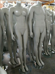 used Mn ll 1 Pc Female Full Body Mannequin Local Pickup Los Angeles Mismatched