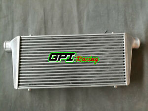 New Front Mount Intercooler 600 X 300 X 76mm Core Universal 3 Inch In outlet