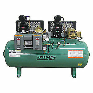 Speedaire Electric Air Compressor 1 Hp 3jr81