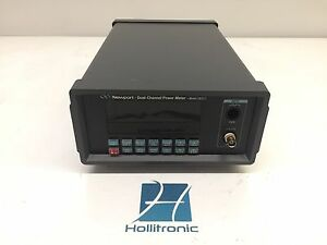 Newport 2832 c Dual Channel Optical Power Meter