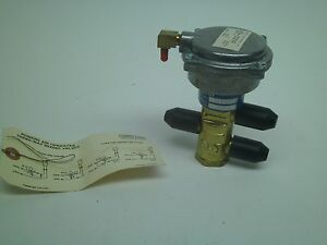 New Powers 656 0009 Mixing Valve 3 way Siemens Air Operated Free Shipping Kb