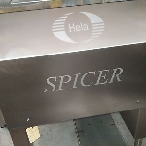 Hela Spicer tumbler Contact Seller For Shipping Options charges