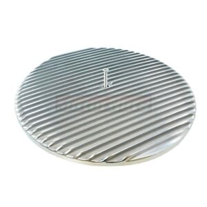 14 Aluminum Air Cleaner Lid Top Only Sbc Bbc Chevy Ford Street Rod Nostalgic