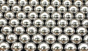 100 Diameter Chrome Steel Bearing Balls 13 16 G10 Ball Bearings Make A Offer