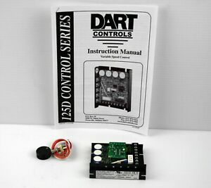 Dart Variable Speed Control P 125dv c 2a