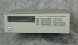 Hp agilent 6624a Dut Power Supply
