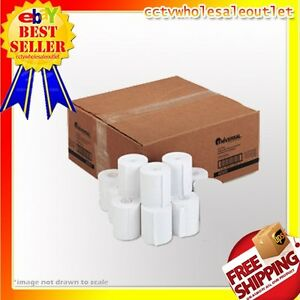 2 25 57mm X 150 Thermal Paper 1 Case 50 New Rolls free Shipping