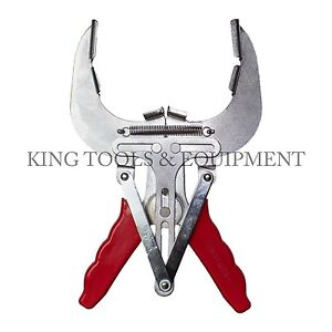 New King Universal Piston Ring Installer Remover Pliers Expander Tool 50 100mm