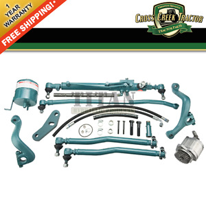 3000pskit New Ford Tractor Power Steering Add On Kit 2000 3000 2600 3600