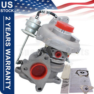 Turbo Turbocharger For Subaru Legacy Gt Outback Xt Rhf5h Vf40 2 5 L Impreza