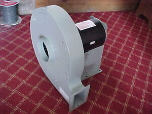 Fan Blower Motor 115 230v 1 Ph New Old Surplus