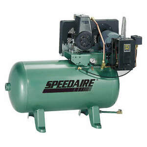 Speedaire Electric Air Compressor 1 1 2 Hp 5z699