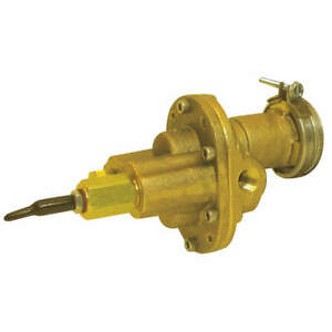 Dayton Rotary Gear Pump Head 1 4 In 1 3 Hp 4khp8