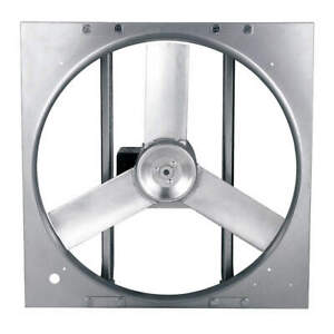 Dayton Exhaust Fan 24 In 208 230 460v 10d991