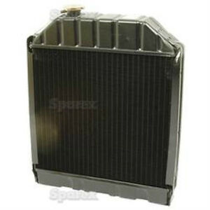 New Ford Radiator L cooler W Cap Fits 3 Cyl 2000 3000
