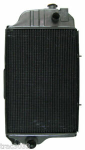 New John Deere Radiator At20847 At28810 Fits 300b 302 302a 400 401 401b