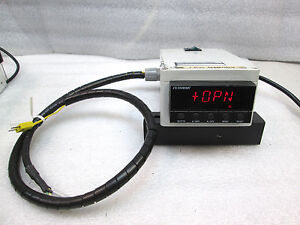 Omega Cn1001tc Temperature Controller Bud Industries 4x Enclosure