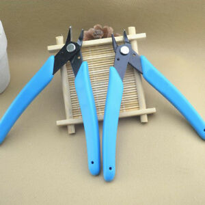 Electrical Wire Cable Cutter Cutting Plier Side Snips Flush Pliers Useful Tool