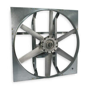 Dayton Exhaust Fan 48 In less Drive Package 1ahb3