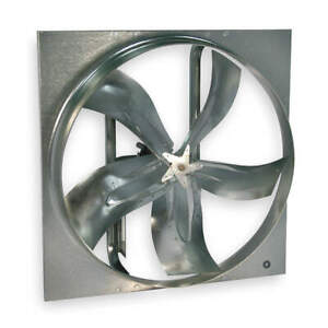 Dayton Exhaust Fan 48 In less Drive Package 1aha5