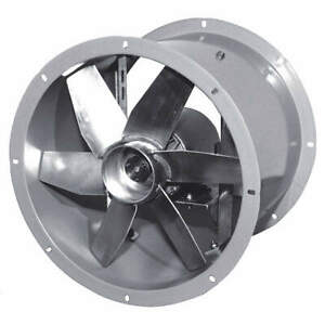 Dayton Direct Drive Tubeaxial Fan 18 In 115v 4tm82