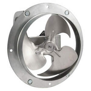 Dayton Exhaust Fan 12 In ring Mount 12u120