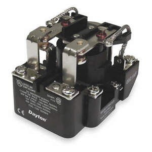 Dayton Open Power Relay 8 Pin 24vdc dpdt 3x749