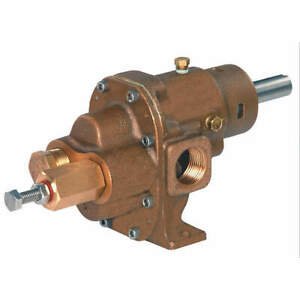 Dayton Rotary Gear Pump Head 1 In 1 1 2 Hp 4khf6