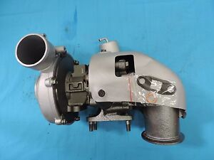 96 02 Gmc Chevy Truck 6 5 6 5l Diesel Gm4 Gm5 Gm8 Turbo By New Cartridge Core