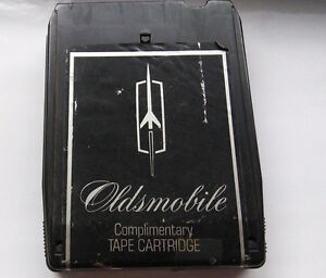 Oldsmobile 442 Cutlass 8 Track Demo Nos 1973 1974 New Pad Splice