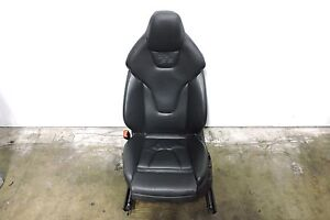 2008 2013 Audi S5 Quattro Coupe Front Driver Left Sport Seat Memory Leather Oem