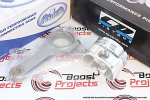 Cp Pistons Eagle Rods Honda B16a Br 81 5mm 0 5mm 10 5 1 Cr Sc7101 Crs5290h3d