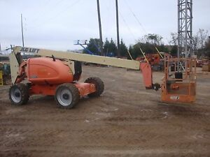2008 Jlg 600a 60 Articulated Manlift