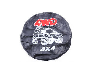 27 4wd Spare Wheel Tire Soft Cover Pouch Protector For Honda Crv Cr V Suzuki
