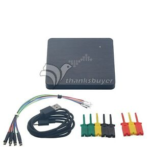 Seeedstudio Dslogic Logic Analyzer Module Usb Based 100m Sampling Rate 16ch