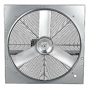 Dayton Exhaust Fan 24 In 3984 Cfm 10d969