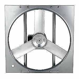 Dayton Exhaust Fan 24 In 115 230v 10d990
