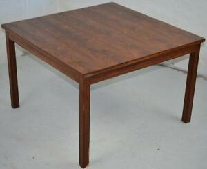Modern Danish Design Rosewood Coffeetable Eames Era