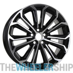 New 17 X 7 Replacement Wheel For Toyota Corolla Sport 2014 2015 2016
