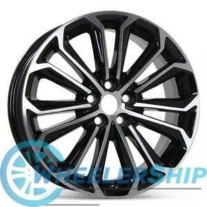 New 17 X 7 Replacement Wheel For Toyota Corolla Sport 2014 2015 2016 Rim 75152